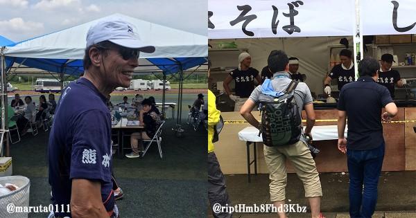 キムタク&長瀬&岡田が熊本に愛を届けに!石原軍団の炊き出しにサプライズ参加