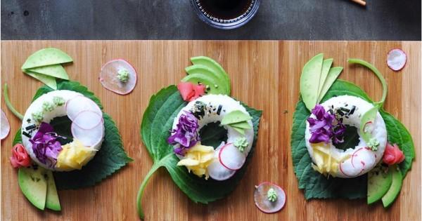 和食の進化が止まらない!「寿司ドーナツ」が海外で密かな話題に