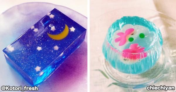 死ぬまでに全部食べたい!透き通っていて涼を感じる夏の和菓子10選