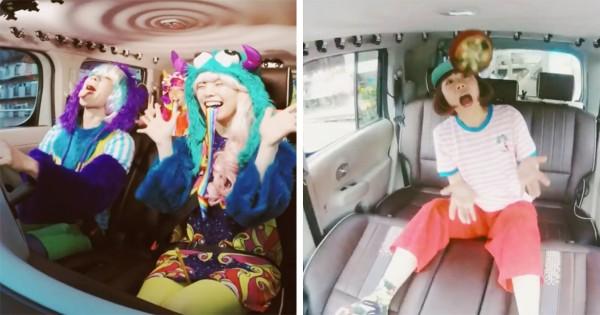 夏休みはココに行こう!車の中で自動の360度撮影を体験できるイベントが超楽しそう