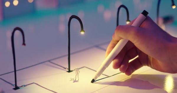 これが日本の技術だ!電子回路が作れる特殊なペンが世界中を驚かす