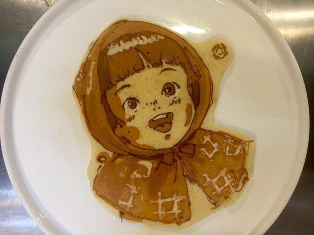 これぞ神業!焼き加減で色彩まで表現する匠の「パンケーキアート」がスゴ過ぎる