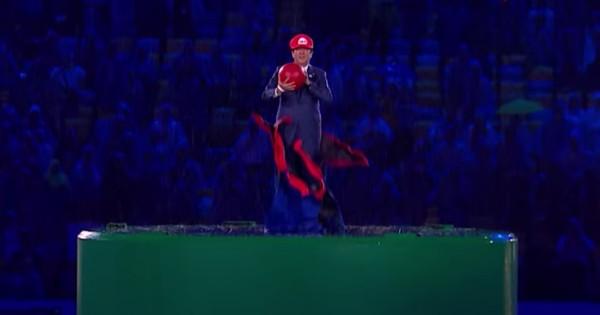 安倍マリオの登場に世界が仰天!五輪閉会式で披露された「トーキョーショー」が面白すぎ