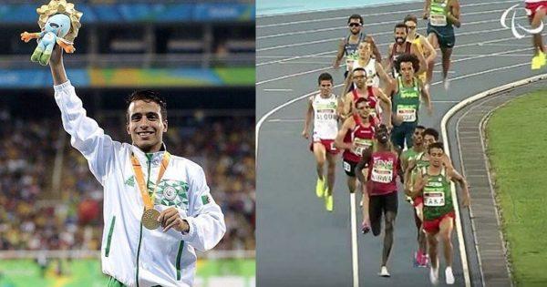 限界なんてない!視覚障害を持つパラリンピック選手、まさかのオリンピック越えの神記録