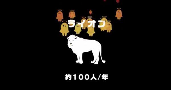 【カバ:年間3500人】世界で最も人間を殺してる生物