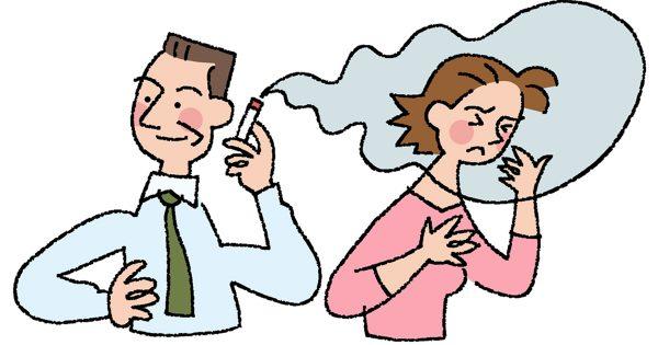 子連れも安心してお店へ!受動喫煙を防止するため「飲食店が原則禁煙」になるらしい