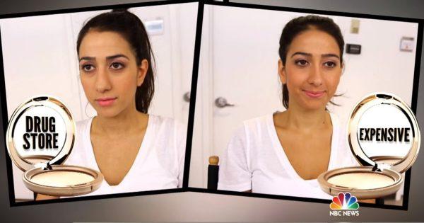 高い化粧品は自己満足!? 一卵性双生児でメイクの比較をしたら衝撃の結果に