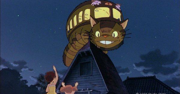 ネコバスにそんな秘密が!(笑) クスッときて心温まる「となりのトトロ」の設定