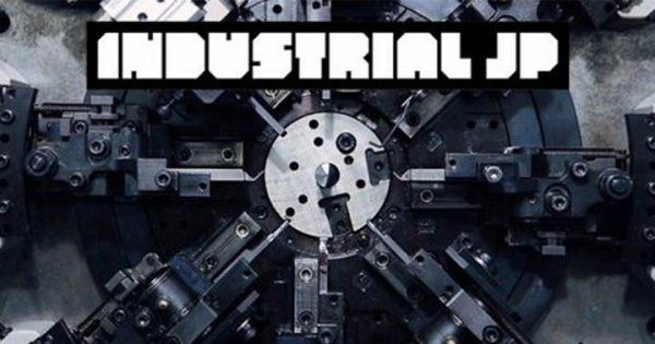 """なんだこの中毒性は!日本の町工場の""""音""""が素材の音楽レーベル「INDUSTRIAL JP」がカッコよすぎ"""
