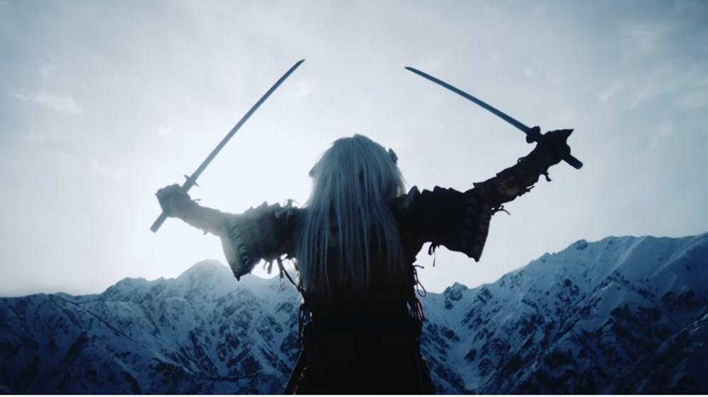 刀でスキー!? サムライのエクストリームスポーツ動画が凄すぎて、アドレナリン溢れる