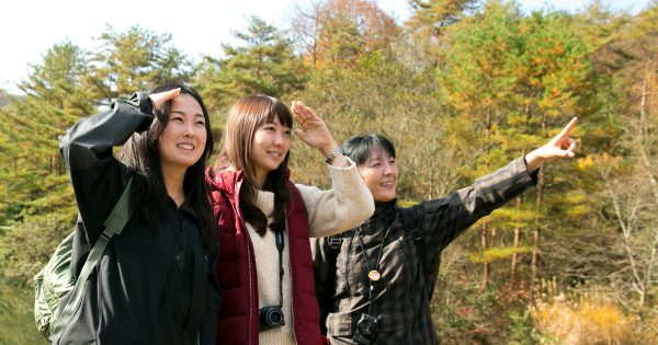 広島の秘境で体験する究極の「美」ハンティングツアーに密着