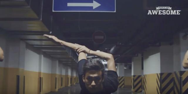 柔軟ダンス1
