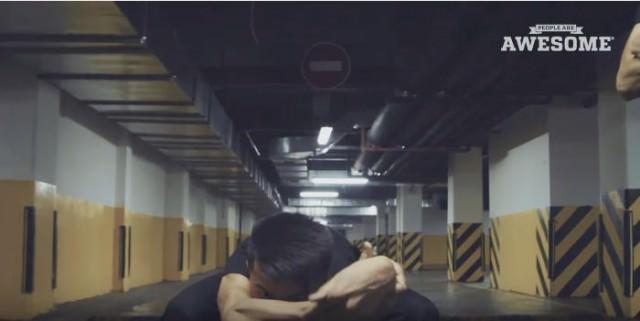 柔軟ダンス2