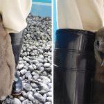 【鼻血注意】飼育員さんの足にハマるモフモフなペンギンの赤ちゃんに悶絶