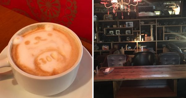 気分はまるでパリジェンヌ!銀座のとあるカフェの雰囲気が最高