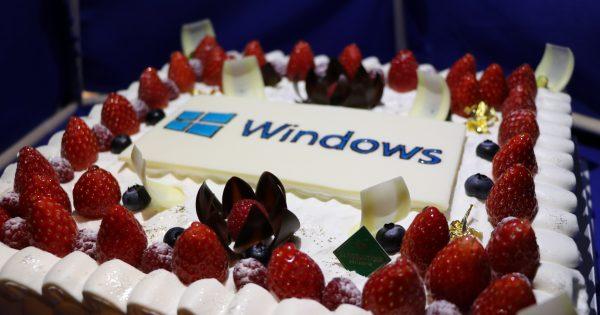 マイクロソフトの極秘イベントにちゃっかり潜入。Windowsはディープで凄かった。