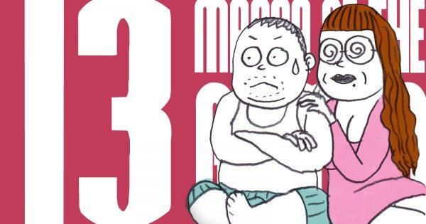 【漫画 GOマン 第13話】萌えアイドルにメロメロの巻