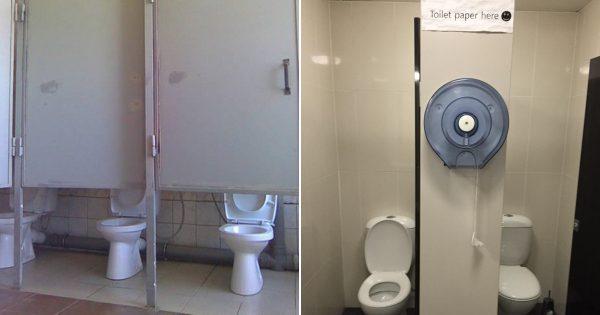 【ウォシュレット?音姫?】日本のトイレ事情がいかに恵まれているか分かる光景 14選