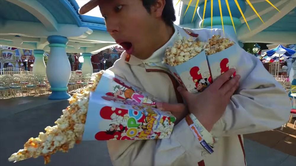 東京ディズニーランドのキャスト90名による「マネキンチャレンジ」が超楽しそう