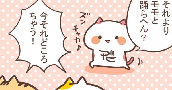 【困ったときは、Let's ダンシング!!】関西弁にゃんこ 第40弾