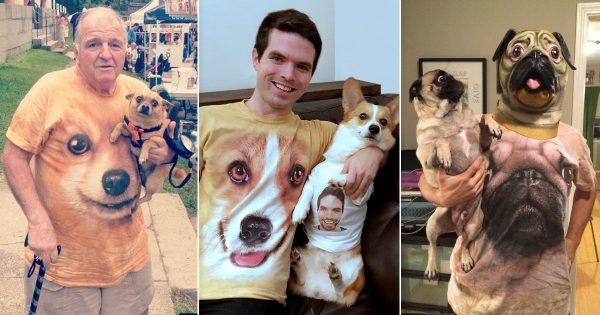 身にまといたいくらい愛してる! 「NO DOG, NO LIFE」な飼い主たち 9名