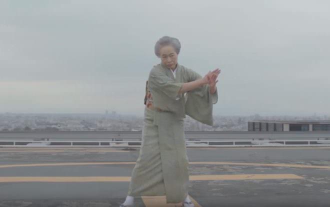 おばあちゃん ダンス2