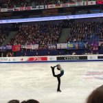 【世界歴代記録更新】「羽生結弦」選手の最高の演技に会場総立ち!観客席からの貴重な映像