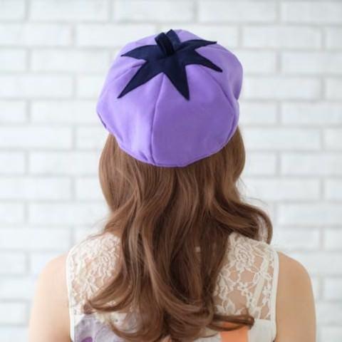 桜餅 帽子4
