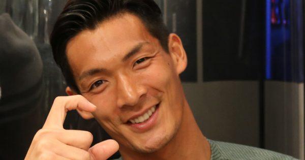 汗もしたたる良い男!サッカー日本代表、浦和レッズの槙野智章さんインタビュー