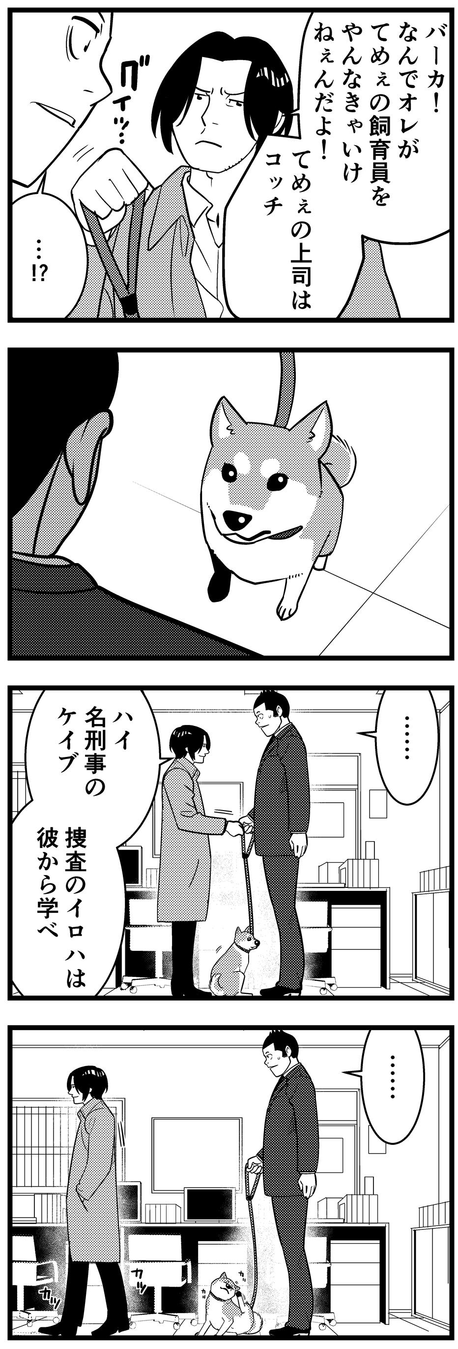 犬とゴリラ3