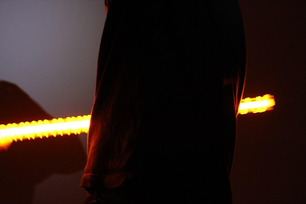 LEDライトで魔貫光殺砲を作ったらハチャメチャが止まらない