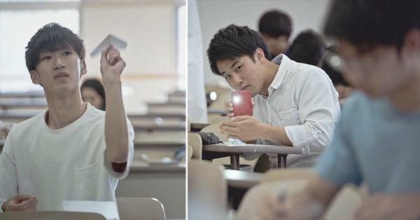 名門大学でまさかのカンニング⁈ 斬新すぎる試験の風景が公開!