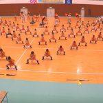 女子高生たちの熱き青春!マーチングバンドの名門「京都橘高校吹奏楽部」の演技がヤバい