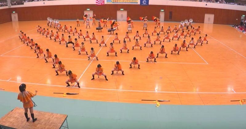 画像 女子高生たちの熱き青春!マーチングバンドの名門「京都橘高校吹奏楽部」の演技がヤバい