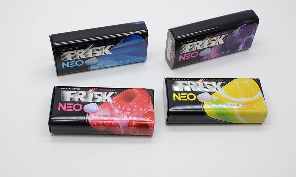 FRISK sample