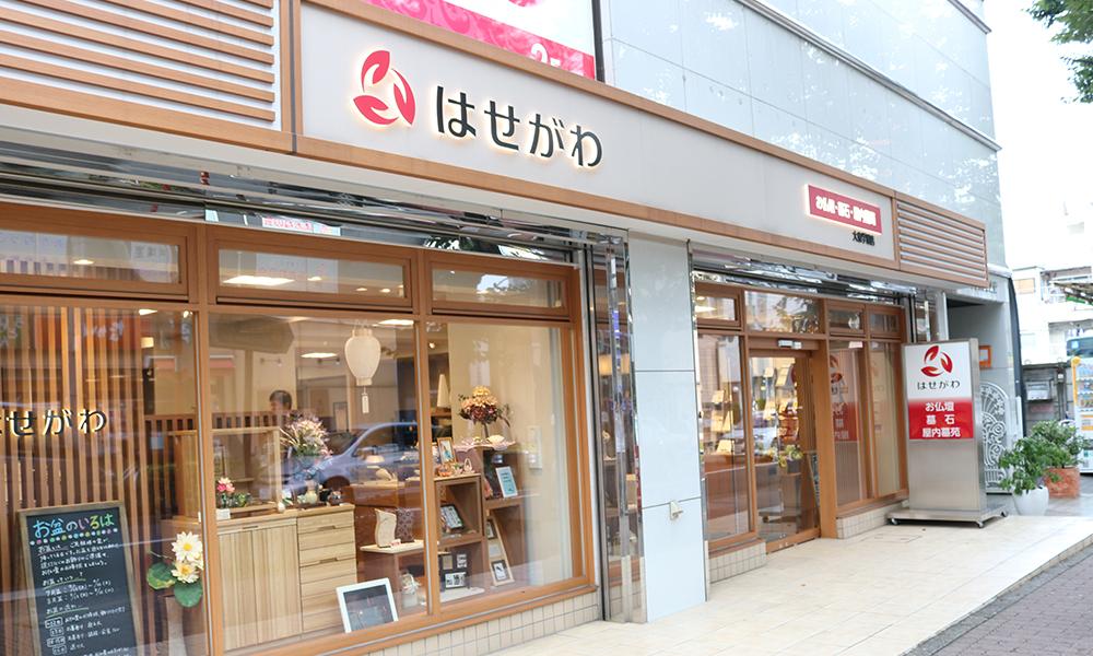 hasega store