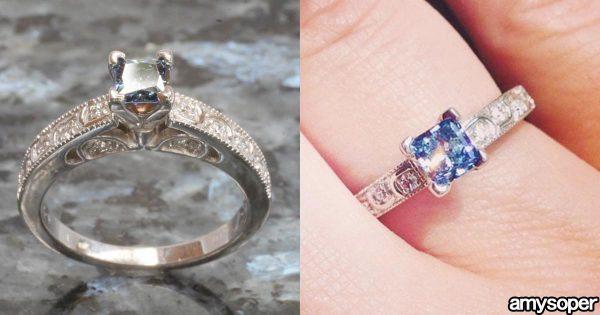 愛する人を側に感じる。遺骨をダイヤモンドにする美しい方法が心を救う