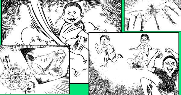 【カエル爆竹、トンボシーチキン】昔は過激だった!今じゃありえない昭和の悪ガキたちの遊び