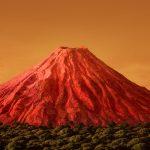 この富士山の秘密がわかる? 謎の「赤富士」撮影現場にクレイジーが密着