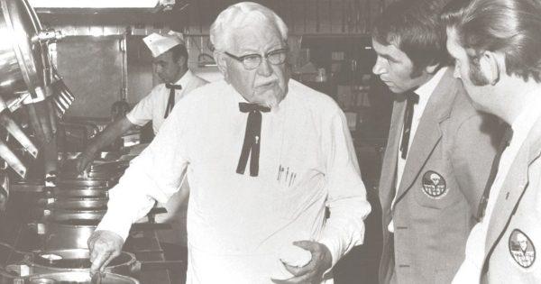 65歳で起業!KFC創業者カーネルサンダースから学ぶ成功の秘訣