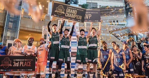 東京五輪の恩恵を受ける3人制バスケットボール「3×3」の今とこれから