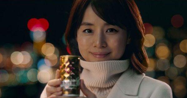 待望の新作!石田ゆり子さんが「おつかれさま。」と労ってくれるCM公開