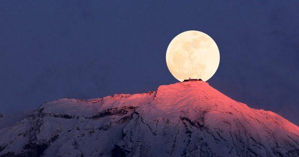 新年から縁起いい!1月はスーパームーンに皆既月食と満月のお祭り状態