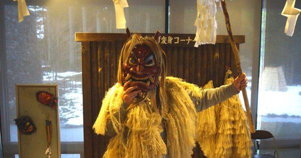 「悪い子はいねーが!」秋田県は男鹿半島のなまはげに触れる旅