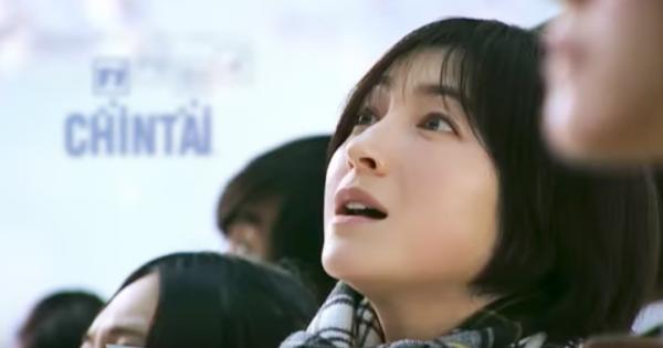 奇跡の37歳!広末涼子、女子高生役がまだ全然いけるし可愛すぎる件