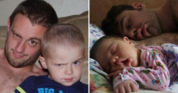 【驚異のシンクロ率】パパのDNAを完全に受け継いじゃった子ども達 14連発