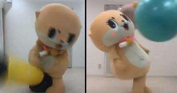 打倒ふなっしー!高知県須崎市のゆるキャラ「ちぃたん☆」の暴れっぷりがすごすぎる