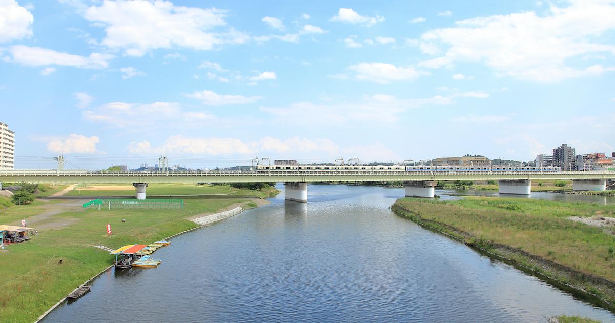 和泉多摩川