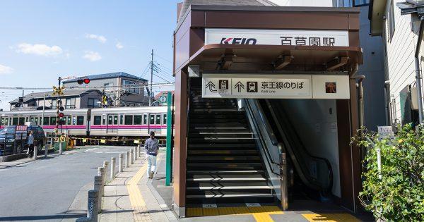 東京都日野市内の駅付近犯罪発生件数ランキングTOP3