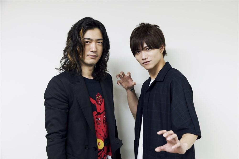 谷口賢志さん(写真左)、藤田富さん(写真右)